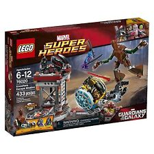 LEGO 76020 MARVEL SUPER HEROES GUARDIANS OF THE GALAXY KNOWHERE ESCAPE MISSION