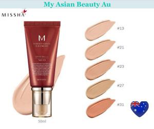 MISSHA M Perfect Cover BB Cream (SPF42/PA+++) 2 Color 50ml