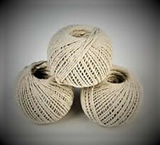 Household Home Office Ball Of Cotton String Twine Rope decor croft Pack of 3