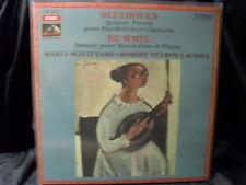 Beethoven/Hummel-mandolinen musique/scivittaro