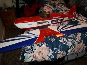 "edge 540 63"" wingspan ARTF seagull model aeroplane"