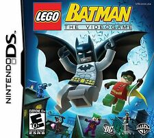 Lego BATMAN: The Videogame DS - LN - Game Card Only