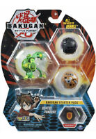 Battle Planet Ventus Pandoxx Starter Pack 3 pieces NEW Fast free shipping