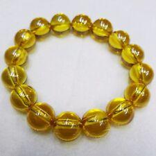 Powerful Bracelet Nok Pha Gow Lucky Naga Eye gems Crystal Thai Amulet success