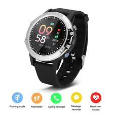 Smart Sports Bracelet PPG+ECG Heart Rate Blood Pressure Monitor For Android/iOS