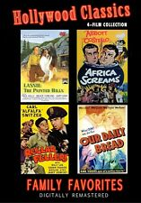 Family Favorites- Four Films Collection