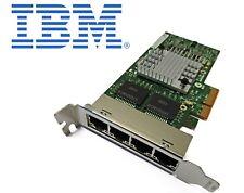 Intel IBM Ethernet Quad Port Server Card 49y4242 94Y5167 49y4241 Low Profile