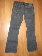 LEVI STRAUSS SIGNATURE LOW SLIM BOOT CUT JEANS SIZE 7