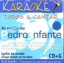 Karaoke todos a cantar Exitos De Mana 2 music cd brand new---cd2