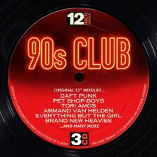 12 Inch Dance: 90's Club (CD Used Like New)