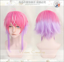 Division Rap Battle Hypnosis Mic Amemura Ramuda Anime Cosplay Wig (Need Styled)