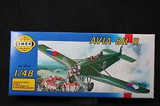 YD069 SMER 1/48 maquette avion0819 Avia BH 11
