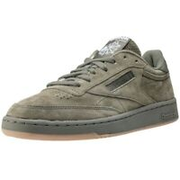 Reebok Club C 85 Gum Hunter Unisex Trainers in Green - BS7890