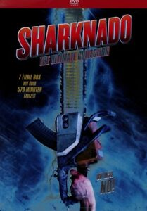 Anthony C. Ferrante - Sharknado - The Ultimate Collection