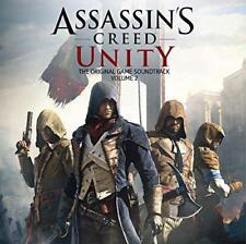 Assassin's Creed: Vol. 2 Unity - The Original Game Soundtrack - Sarah S (NEW CD)