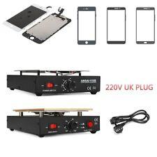 LCD Heating Platform Screen Separator Removal Glass Phone Repair Machine Tools