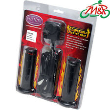 Aprilia RSV R 1000 Factory 2007 Tech 7 Heated Grips for 7/8 Bars