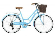 "CLASSIC Heritage Ladies 26"" Wheel 7 Speed Traditional Bike Bicycle Blue"