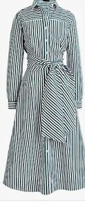 J Crew Shirt Dress Size:00;