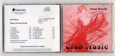 Cd OSCAR ROCCHI Club music - PERFETTO Minstrel 1992 PROMO Giovanni Boldini