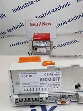 Beckhoff CANopen coupler módulo bk5120