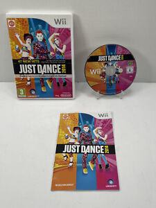 Just Dance 2014 Nintendo Wii Complete With Manual
