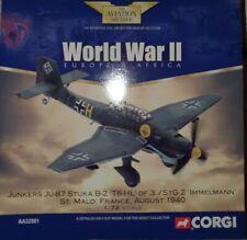 Corgi Aviation Archive 1/72 Junkers JU-87 Stuka B-2, St. Malo, France, 1940