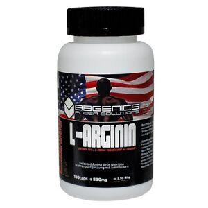 BBGenics L-Arginin Booster für die extra Power