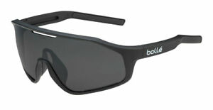 BOLLE SHIFTER Sunglasses - New - Performance Wrap Frame- Shield Lens + Hard Case