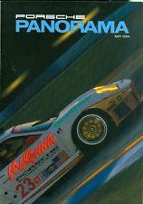 2004 Porsche Panorama Magazine: Alex Job/McKenna 911 GT3 RSR