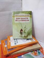DON QUIJOTE DE LA MANCHA MIGUEL DE CERVANTES Spanish Literature Libros Espanol