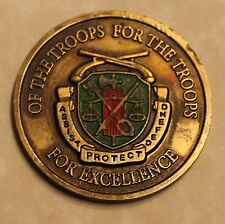 Provost Marshal US Army Europe Army Challenge Coin