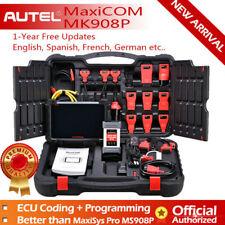 2020 Premium Autel MaxiSys MS908S PRO Elite MaxiCOM MK908P J2534 ECU Programming