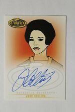 Star Trek TOS Art & Images Autograph A14 Joan Collins Edith Keeler