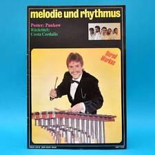DDR Melodie und Rhythmus 11/1984 Pankow Costa Cordalis Joe Jackson Ray Charles