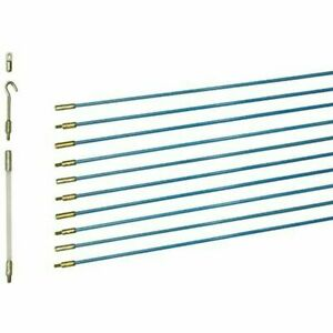 SUPER ROD SPRCQ10 CABLE QUICK SET 10M smarter way to install cable