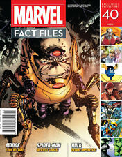 Marvel Fact Files #40 New & Sealed FREE SHIPPING
