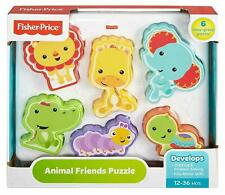 New Fisher Price Animals Friends Puzzle