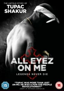 NEW All Eyes On Me DVD