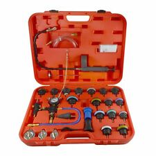 Pneumatic Radiator Pressure Tester And Vacuum Type Cooling System Kit And Adap