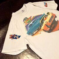 1996 Moroso Motorsports Park Chevy Kicks Ass Camaro Z/28 Shirt XL Vtg