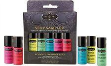 Kama Sutra Sexy Sampler Holiday Kit Massage Oil Bath Gift Set Romance Kama Sutra