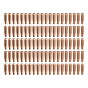 """100-pk 206187 .040"""" .035AL Contact Tips for Miller FasTip Spoolmatic 15A 30A pro"""