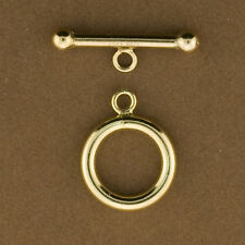 Gold Filled Toggle.1set, GF Clasps,Clasps.12mm, Wholesale Findings, GFTG09.