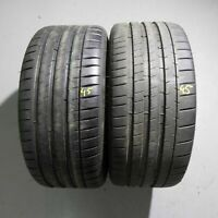 2x Michelin Pilot Super Sport Sommerreifen MO 255/35 R19 96Y DOT 3619 7 mm