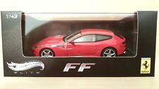 Ferrari FF (2011) scala 1/43 Hot Wheels Elite Limited Edition