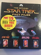 Collectible The Official Star Trek Fact Files No12