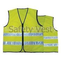 Safety Vest F Series Lime Green