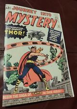 Journey into Mystery # 83 Silver Age Replica Edition 1st Thor