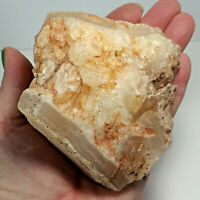 510g Rough Quartz Crystal Agate Central Oregon Mineral Specimen